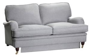 Populär Howard bäddsoffa 2 sits grå