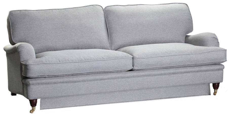 3 sits soffa från Howard som går att bädda om till en säng.